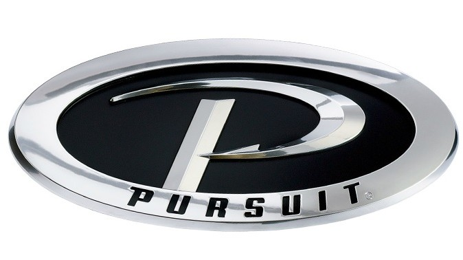 Plated Pursuit Nameplate