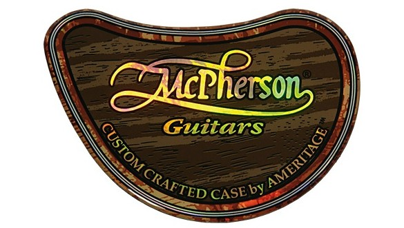 Urocal Guitar Name Plate