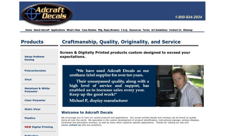 Adcraft Decals, Inc.