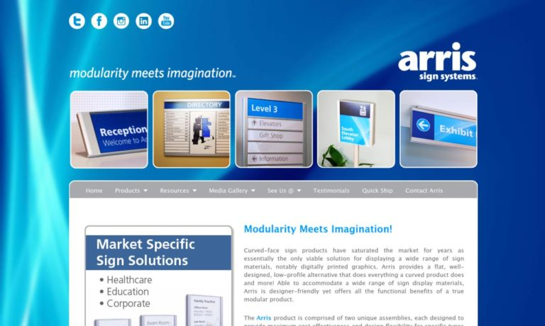 Arris Sign Systems