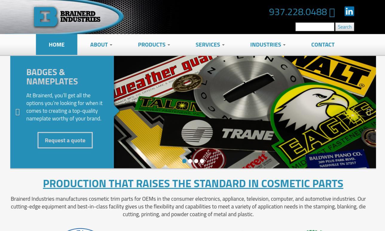 Brainerd Industries Incorporated