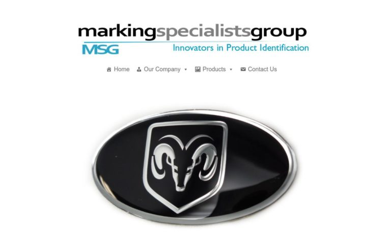 Marking Specialists Group