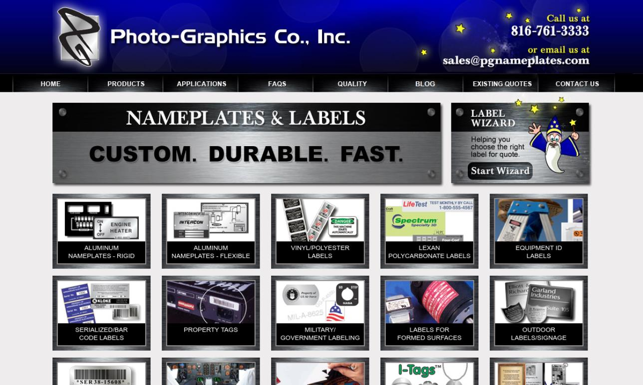 Photo-Graphics Co., Inc.