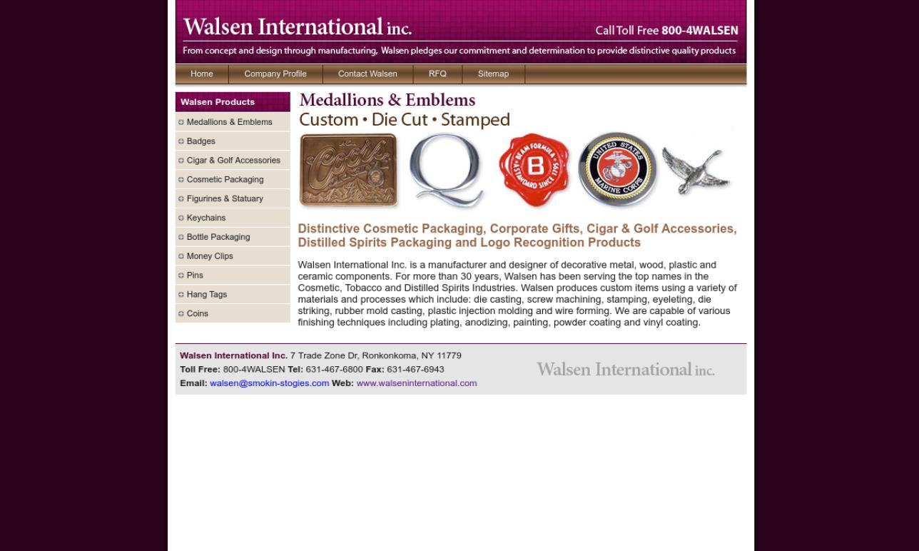 Walsen International