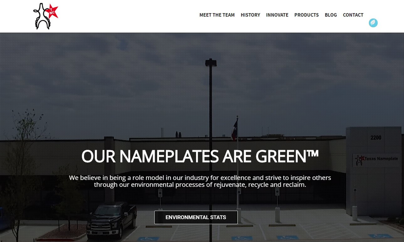 Texas Nameplate Company, Inc.